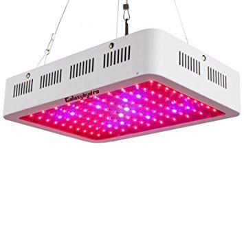 Led lighting for growing