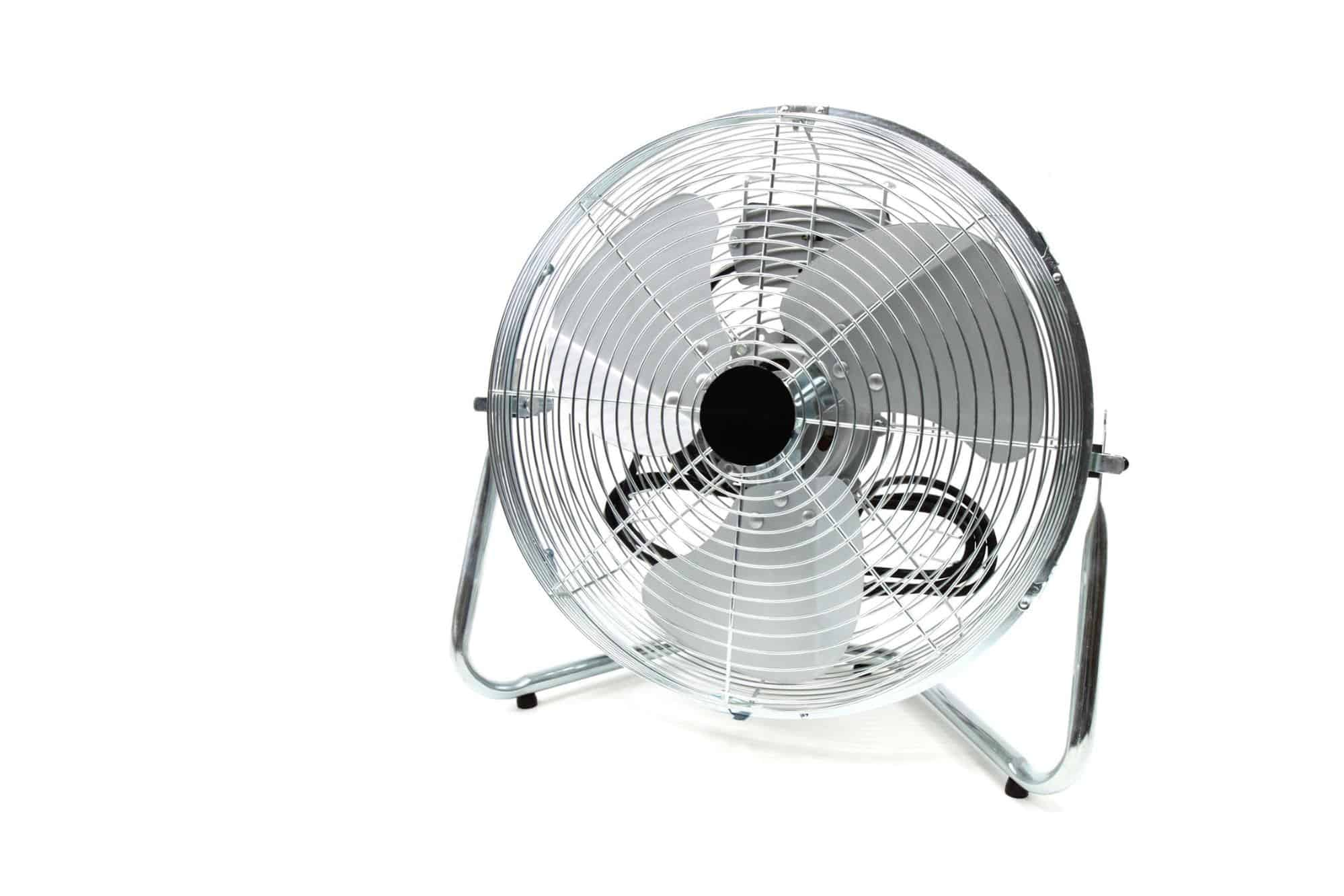 a fan for grow tents